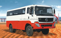 Dongfeng EQ6750PT 180hp 4x4 off road bus for sale