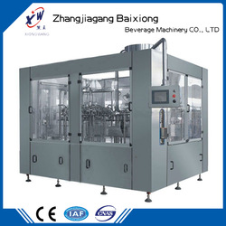 According To Customers' Requirement Carbonated Drinks Making Machine