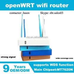 300Mbps openWRT Wireless/WIFI Router