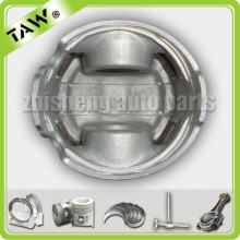 Auto engine parts process manufacturing piston 4JB1-T 8-97176-602-0,8-94340-620-2,8-94369-218-0