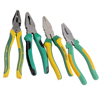 CR-V COMBINATION PLIERS WITH TRI-COLOR HANDLE