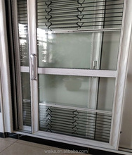 2018 Commercial top quality aluminum sliding windows and doors