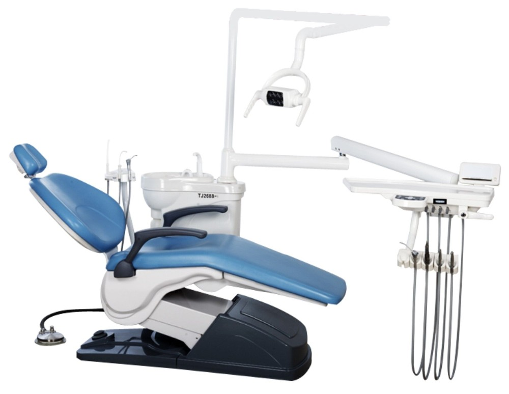 2017 Hot sell TJ popular Dental Unit Chair 2688 A1 with CE Cetificate Approved A quality