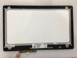 Laptop Monitors 15.6'' LCD Panel + Touch Screen Replacement Assembly for Dell 7568