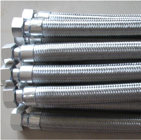 High Temperture Stainless Steel Resistant Flexible Metal Hose for Water Heater