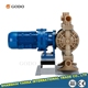 DBY3-25A electric water diaphragm pumps for sale in PTFE with santoprene diaphragm