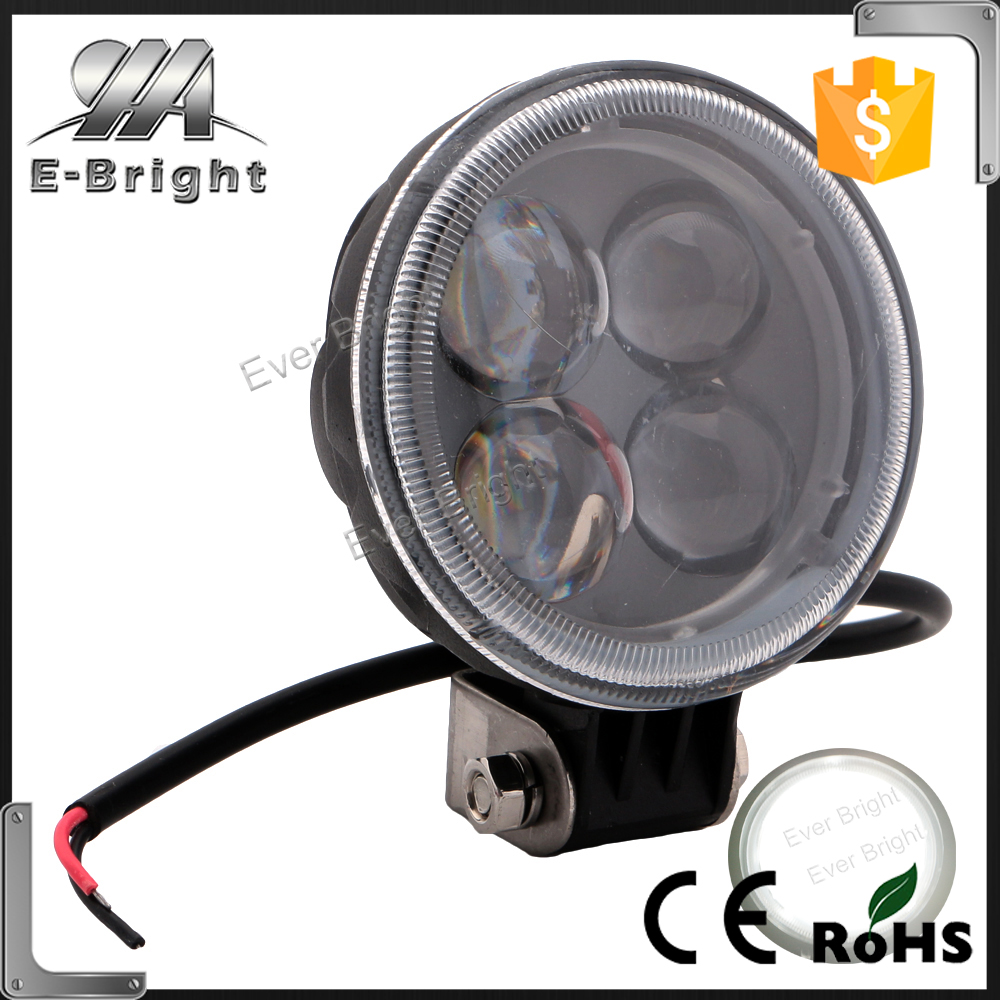 4D 12W Epistar LED drving headlamp LED Fog Light High Power 12W LED Under Water Fountain Pool Lamp,super bright led work light