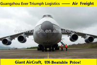 2013 cheap air freight from Guangzhou to USA