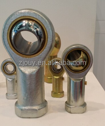super quality factory tie Rod end angular contact radial spherical plain bearing rod ends ball joint rod end PHS3
