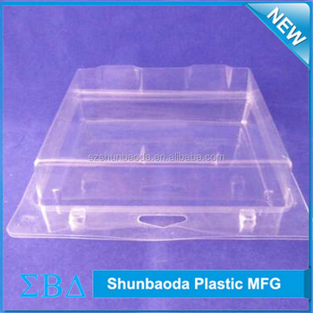 Custom cheap clamshell packaging for gifts and toy