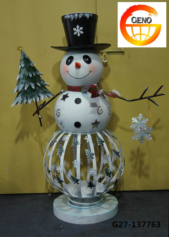 Most popular indoor snowman decoration ideas