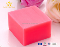 Glycerin Whitening handmade rose soap