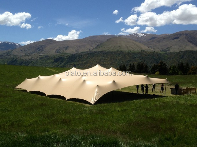 Bedouin stretch tent in China used for party/wedding/event