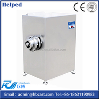 Helped brand aluminum alloy meat grinder