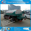 HOWO 4x2 watering truck price