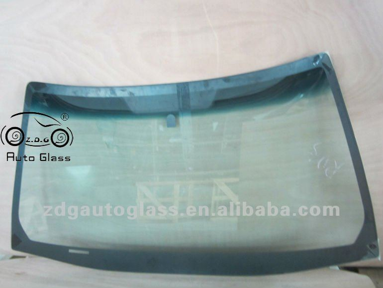 Front windshield smart glass for car