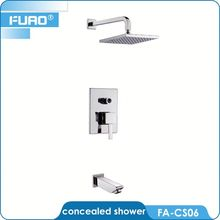 FUAO Reasonable price suction cup shower head holder