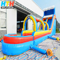 Best quality beach inflatable slides