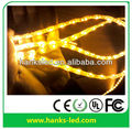 3528SMD 60led yellow 12v LED STRIP