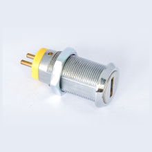 High performance Zinc Alloy 38.5mm cam lock with clip Best price high quality