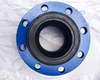 Highway Vulcanized Din En Flanged Ends Rubber Bridge Expansion Joint