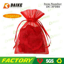 Beautiful Organza Twisted Handle Mini Gift Bags DK-AF080