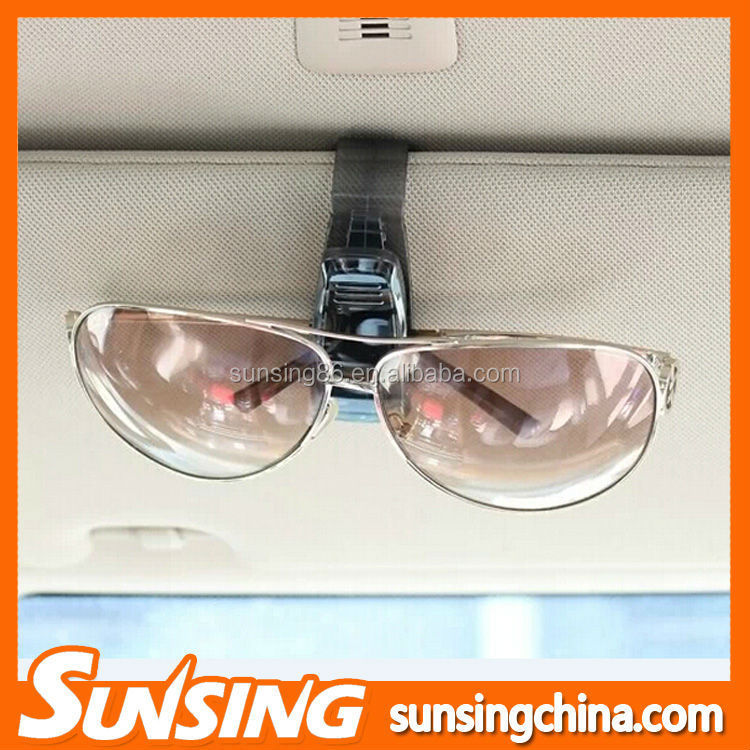 2014 new car sunglasses holder