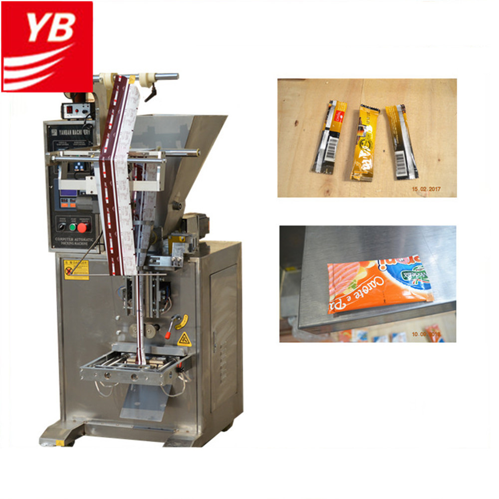 Instant noodles spices powder /Soup base powder packaging machine