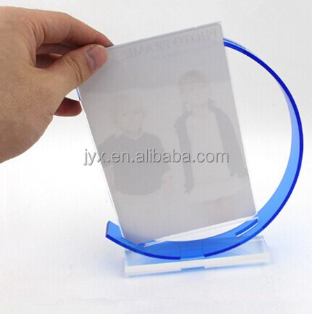 Unique Design C Shaped Acrylic Picture Frames,Acrylic Frame ...