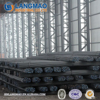 Prime reinforcing steel bars weight for Construction