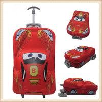 Newest Design Children Suitcase /Car shape Kids Suitcase / Mini Trolley Suitcase