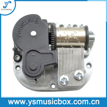 2YB6A Standard 18 Note Center Wind up Movement music box