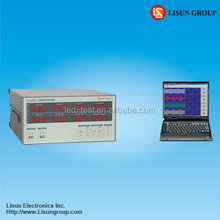 WT3000 Electronic Ballast Analyzer for lamp crest factor and oscillatory frequency/single high frequency pulse analysis