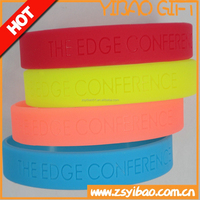Silicone Jewelry Main Material and Charming Bracelets/Wristbands