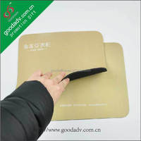 Hot selling rubber fabric with advertisement gifts rubber mouse Pad
