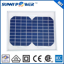 New design 5w homemade solar panel