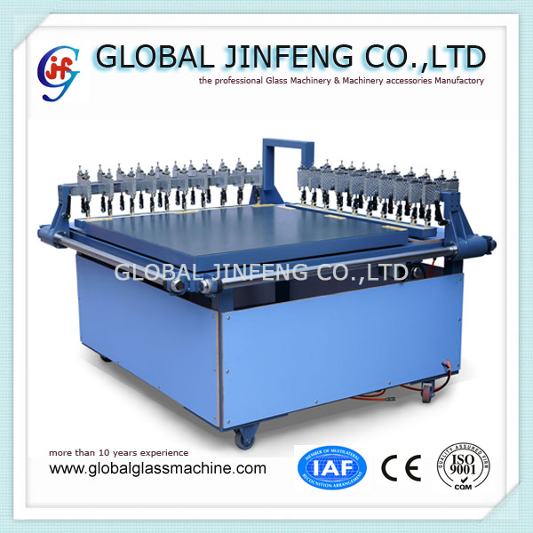 JFQG-800 Manual glass cutter and machine small size building glass cutter