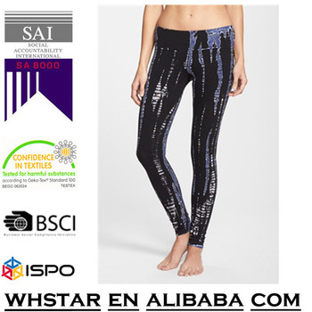 86% supplex 14% spandex legging for sale
