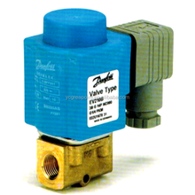 EV210B Direct acting two position two way solenoid valve