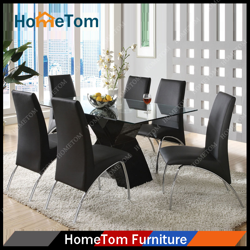 Modern Design Sample Pictures of Wooden Dining Table Chair
