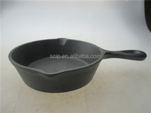 High Quality Korea Bbq Grill Cast Iron Frying Pan For Wholesale