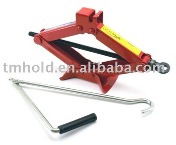 1.0 ton scissor jacks with handle