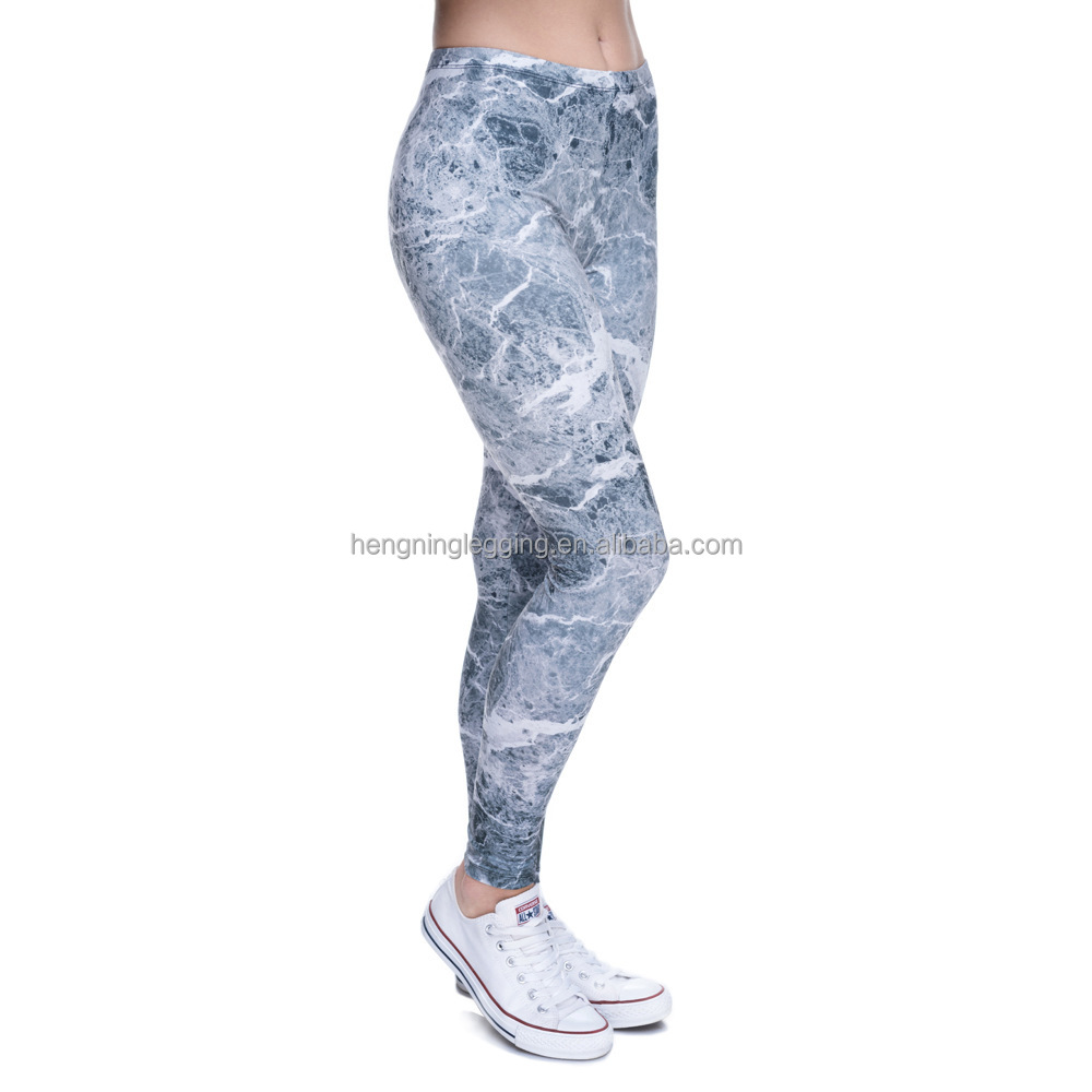 Wholesale custom seamlesss yoga pants/sports gym tights running leggings for women