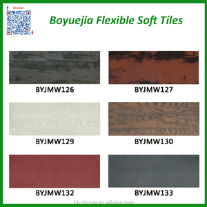 Latest design indian ceramic soft wall tiles outdoor for driveway