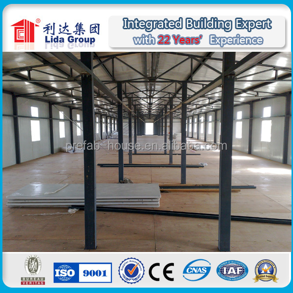 China Building Site Low Cost Construction