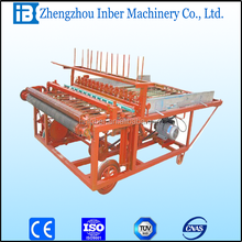 High efficiency reed/rice/grass/wheat straw mat knitting machine with lowest price