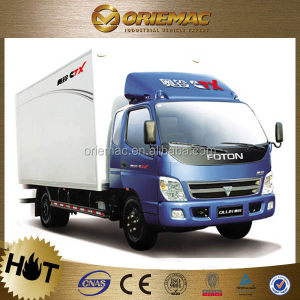 FOTON Ollin container 3 ton lorry