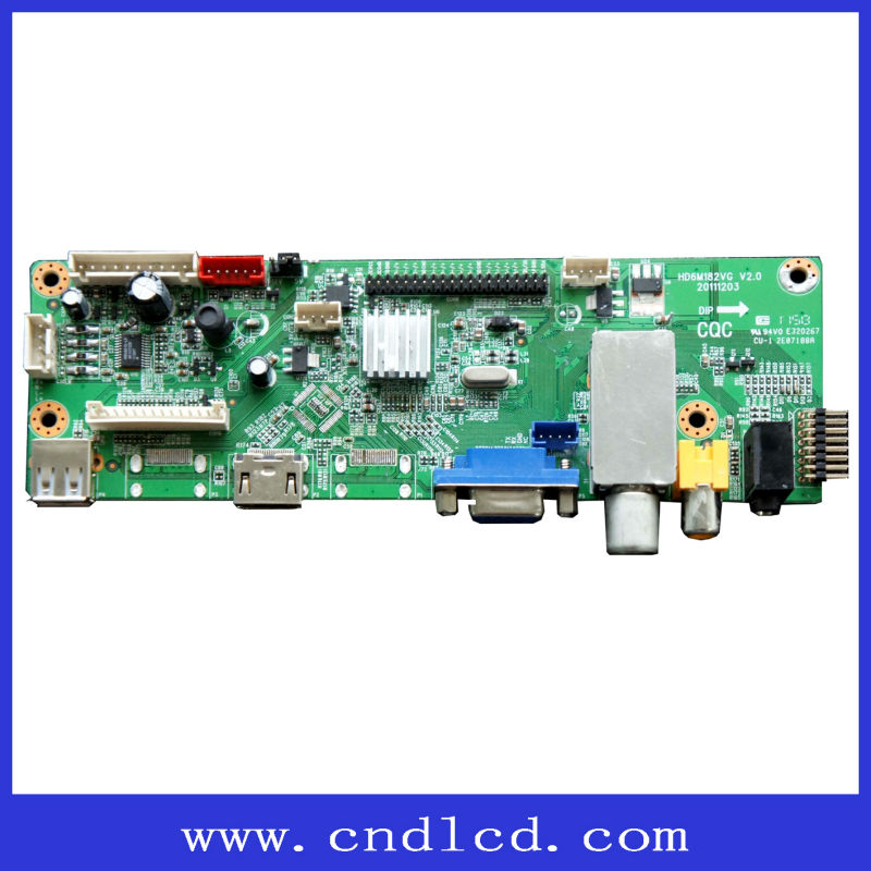 LCD TV motherboard