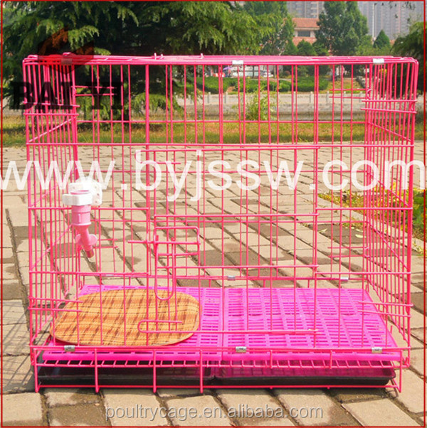 Wholesale XXL Galvanized Stainless Steel Dog Cage Kennel