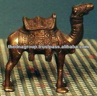 Antique Famous Brass Animal Statues-7